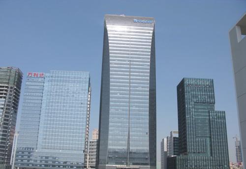 高洁雅-腾讯大厦总部办公大楼
