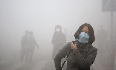 高洁雅提醒您雾霾严重污染人体身体健康,选择高洁雅去雾霾除甲醛保障健康生活。