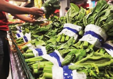 蔬菜捆绑胶带甲醛超标,高洁雅提醒市民甲醛检测不可少,甲醛治理要趁早。