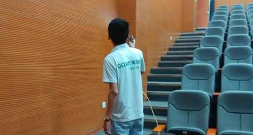 高洁雅甲醛治理——香港中文大学