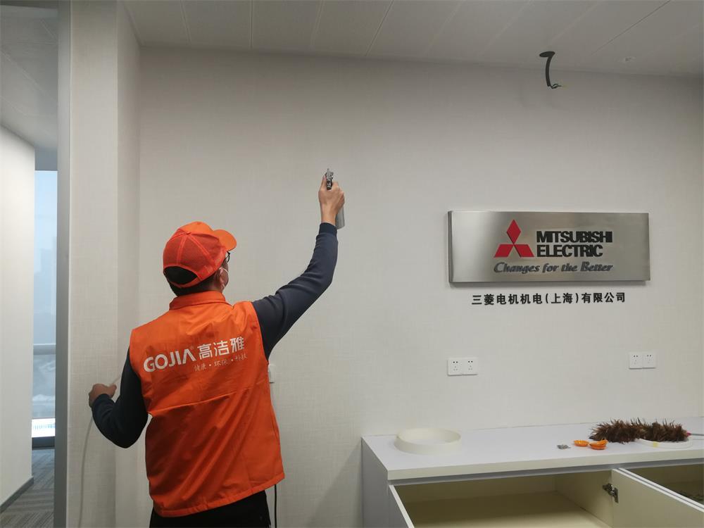 深圳除甲醛公司案例—中国人寿大厦